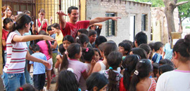 Aid for Argentina : Food programme for children in Mendoza